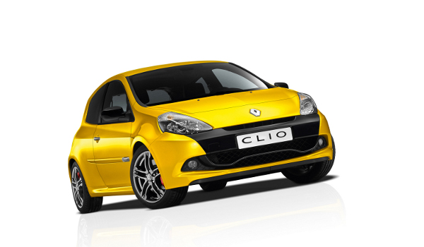 Plus de photo de la RENAULT Clio RS Cup