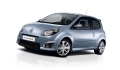 RENAULT Twingo RS concurrente l' OPEL Insignia OPC Sport Tourer