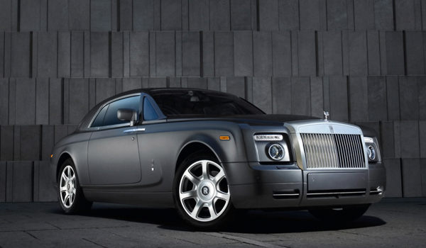 Plus de photo de la ROLLS-ROYCE Phantom Coupé