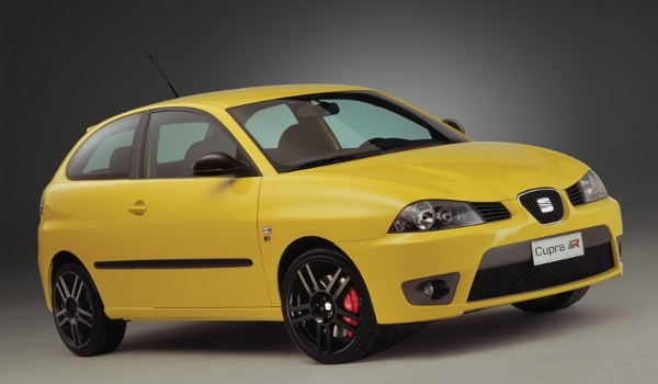 Plus de photo de la SEAT Ibiza Cupra R