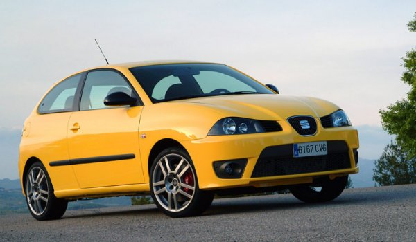 Plus de photo de la SEAT Ibiza Cupra Tdi