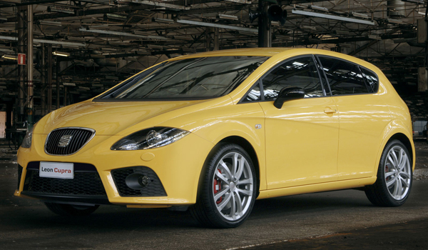 Plus de photo de la SEAT Leon Cupra (2006)