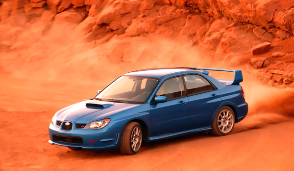 Plus de photo de la SUBARU Impreza WRX Sti (2006)