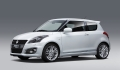 SUZUKI Swift Sport (2012) concurrente la FORD Fiesta ST Pack