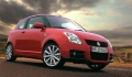SUZUKI Swift Sport concurrente la RENAULT Twingo RS