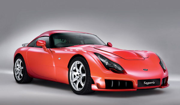 Plus de photo de la TVR Sagaris