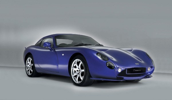Plus de photo de la TVR Tuscan S