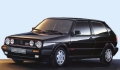 VOLKSWAGEN Golf 2 GTI 16s concurrente la PEUGEOT 505 Turbo Injection kit PTS